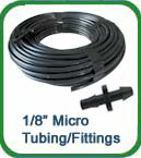 Eighth Inch Tube & Fittings