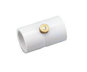 #10113-25  1/2-Inch PVC Coupling With .008 Mist Nozzle (Bag of 25)