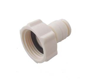 #A3060U Plastic Slip-lok  Female Hose End