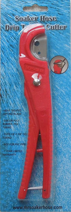 #479 Soaker Hose-Poly Tubing Cutter