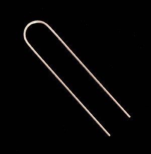 "#S6 - 1/2"" Wire Loop Stakes (Bag of 100)"