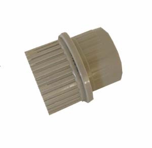 #544H - Male Hose Adapter for the outlet side of  newer 500 Series Timers