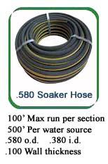 580 Soaker Hose