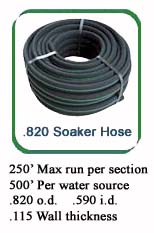 820 Soaker Hose