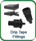 Drip Tape Fittings