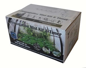 Propagation Mist Kit with 546 2-Dial Misting Timer