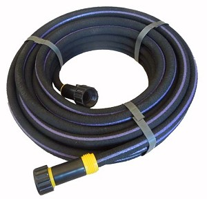 #189 50' Rain Barrel Soaker Hose w/Male-Female Hose Ends