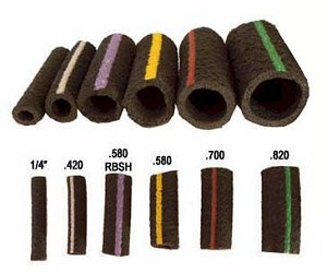 #SHS Soaker Hose Samples - 5 Sizes