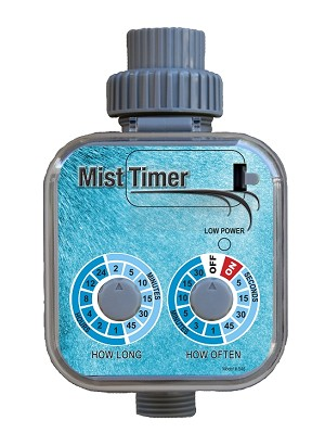#546 - 2 Dial Greenhouse Mist Timer