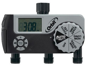 #56082 - Orbit 3-Port Programmable Timer